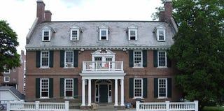 Alpha Delta Fraternity house (Dartmouth.edu)