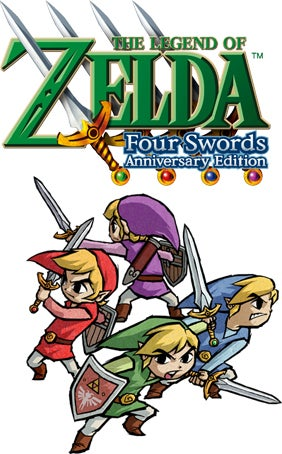 Illustration for article titled TAY Blip - Zelda Four Swords Anniversary Edition