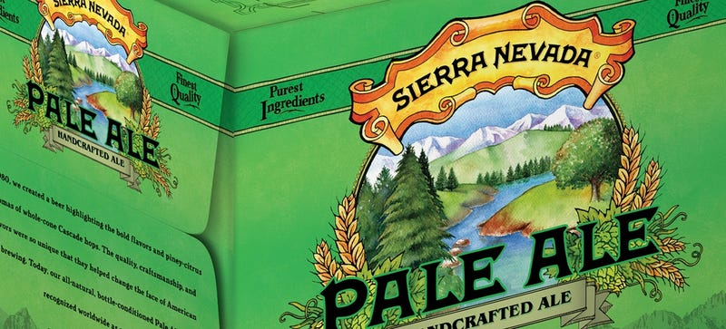 Illustration for article titled Sierra Nevada Recalls Beer in 36 States Over Concerns About Broken Glass