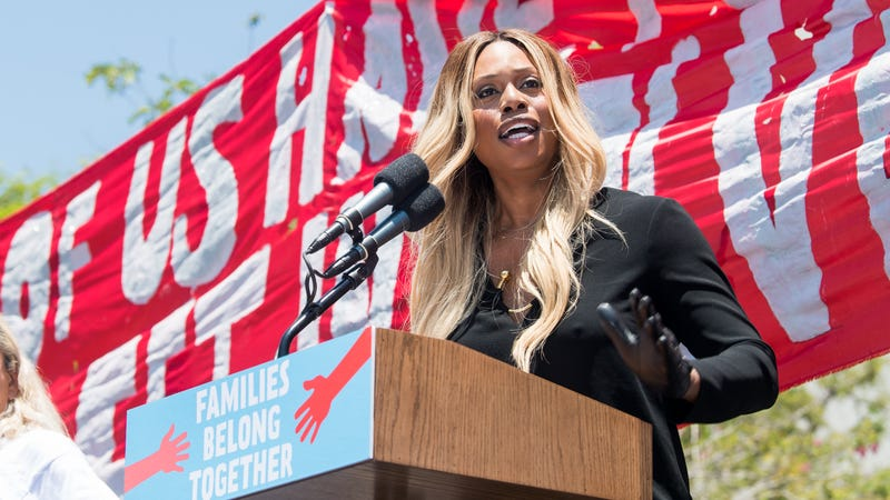Illustration for article titled Laverne Cox On Jacksonville Cops Who Misgendered Trans Murder Victims: 'Injustice on Top of Injustice'