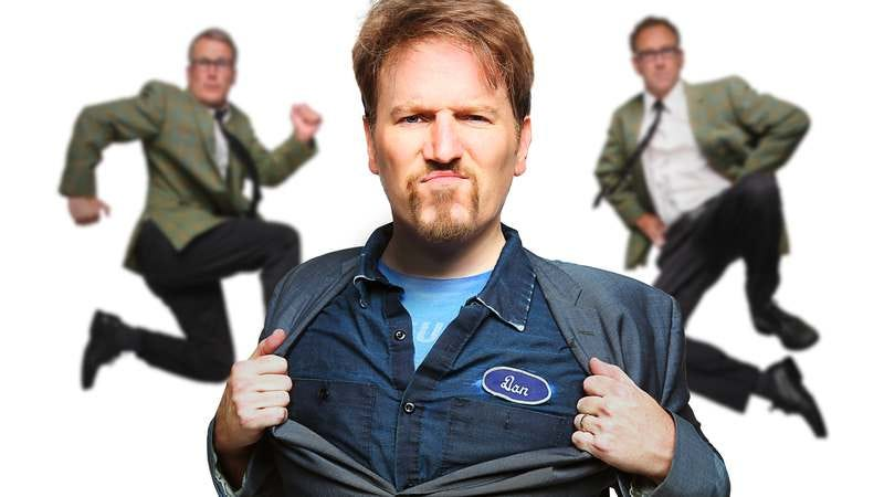 """The Dan Band's Dan Finnerty on why he hates """"The Christmas Shoes"""""""