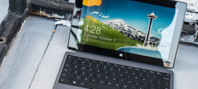 Bloomberg: Microsoft Readying Small Qualcomm and Intel Powered Surfaces