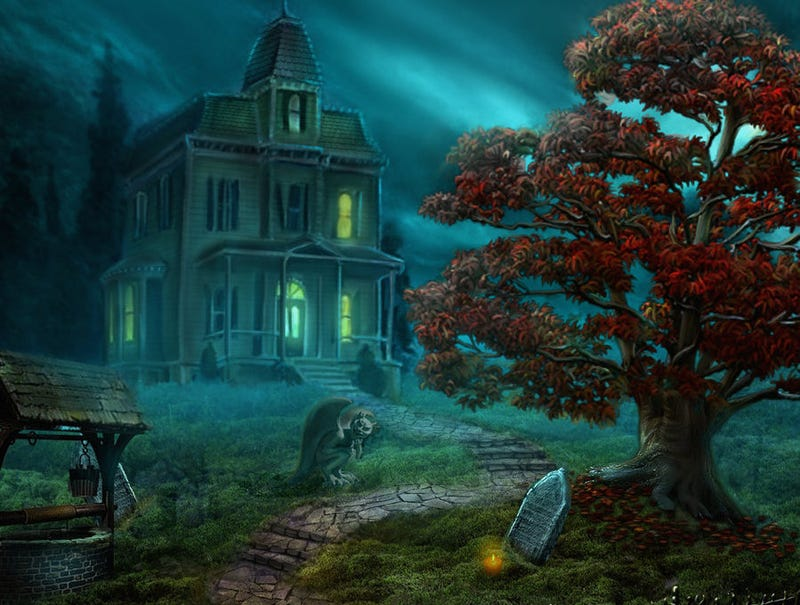 Illustration for article titled On Halloween, Don't Go to the House at the End of the Road