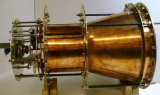 "Illustration for article titled No, German Scientists Have Not Confirmed the ""Impossible"" EMDrive"