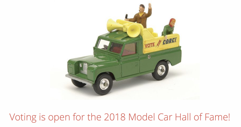 Illustration for article titled Model Hall of Fame Voting Now Open!!