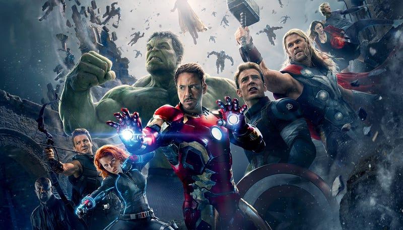 Imagen: Avengers: Age of Ultron.