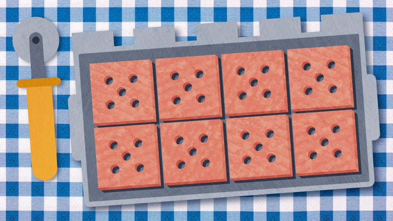 Illustration for article titled Slider down the middle: Secrets of my mom's homemade White Castle