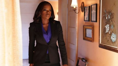 In season four premiere how to get away with murder rebuilds with im going away a how to get away with murderseason 4 ccuart Gallery