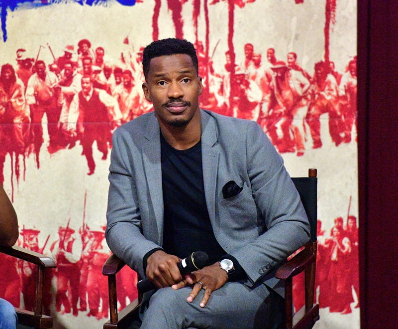 Nate Parker attends an Atlanta screening of The Birth of a Nation on Sept. 28, 2016.Prince Williams/Getty Images