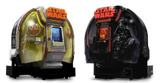 Illustration for article titled Buy Your Own Star Wars Battle Pod for Just $98,000 [Update]