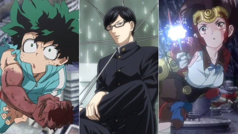 Five Must Watch Anime For Spring 2016