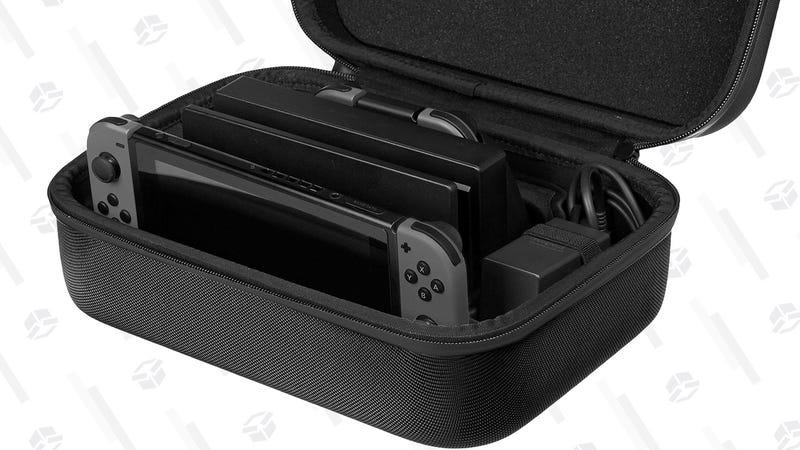 AmazonBasics Nintendo Switch Carrying Case | $17 | Amazon