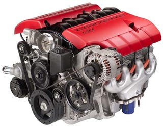 Illustration for article titled Engine Of The Day: General Motors LS