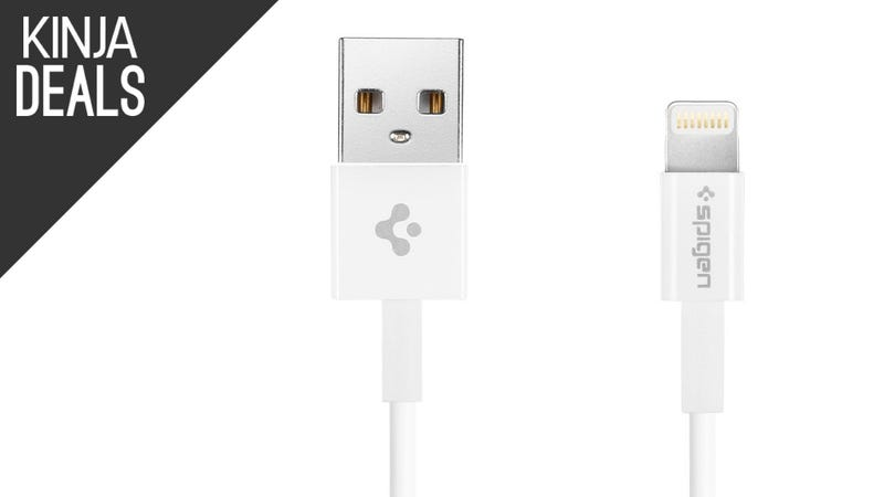 Illustration for article titled Take Your Pick From Three Different Lightning Cable Deals