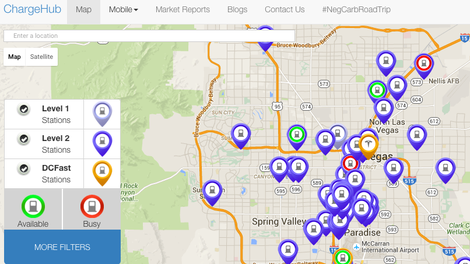 Blink Charging Stations >> How to Find EV Charging Stations Using Google Maps