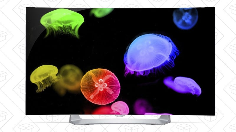 """LG 55"""" 1080p OLED TV, $1000"""