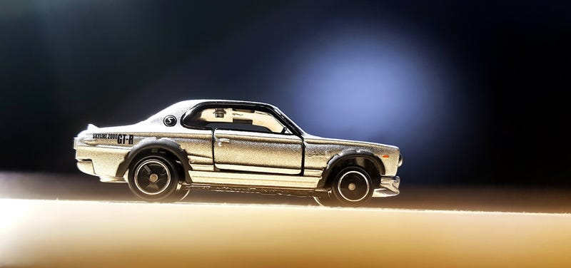 Illustration for article titled A silver Hakosuka