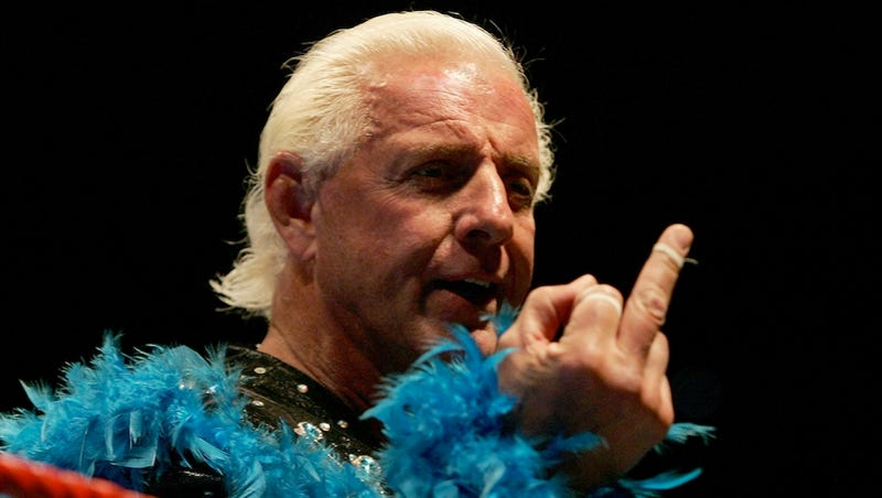 Illustration for article titled Ric Flair Issued Arrest Order Over Failure To Pay Spousal Support
