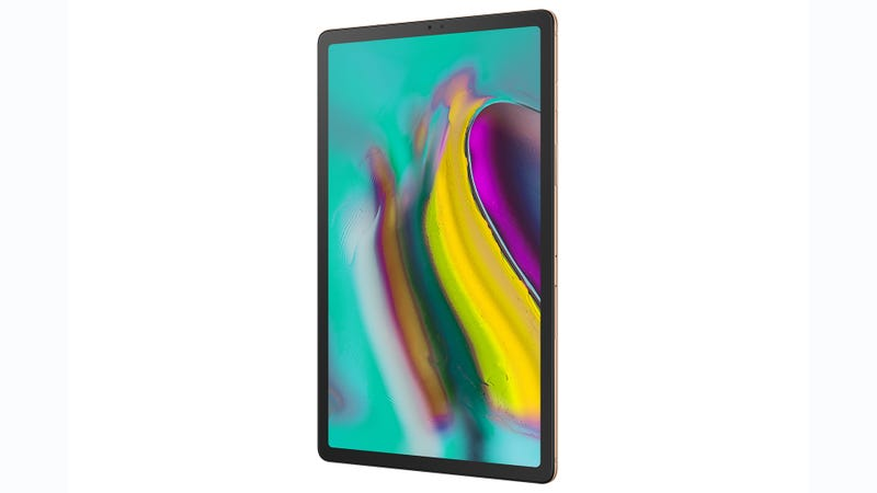 Illustration for article titled Samsung's Latest Tablet Is Really Damn Thin