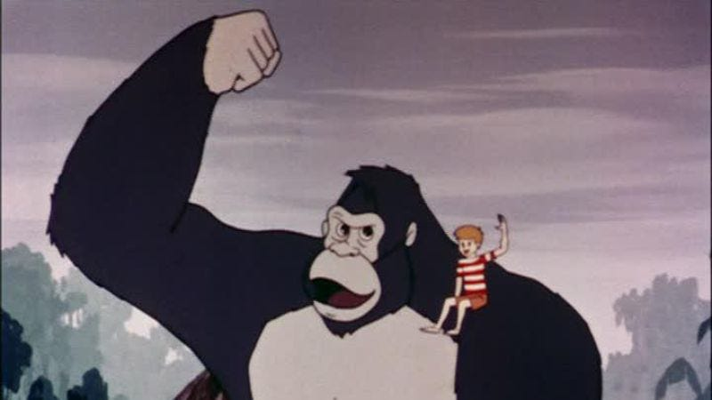Illustration for article titled Netflix is making an animated King Kong show for kids