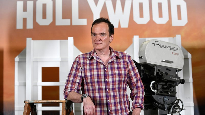 Illustration for article titled Quentin Tarantino discusses his abandoned Vega brothers movie