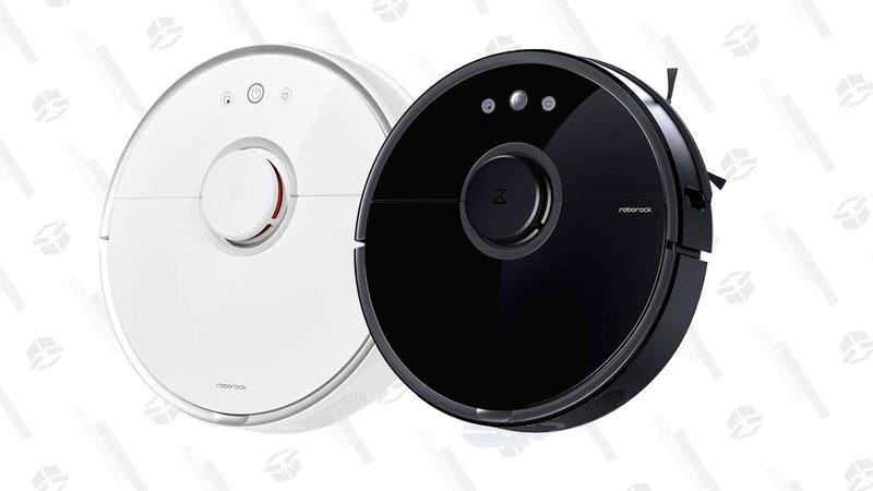 Roborock S5 Robotic Vacuum | $400 | Amazon