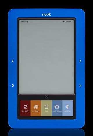 Illustration for article titled Paint Your Nook or Nexus One In Colorware's 87 Colors and Finishes