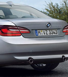 Illustration for article titled 2012 BMW 3-Series
