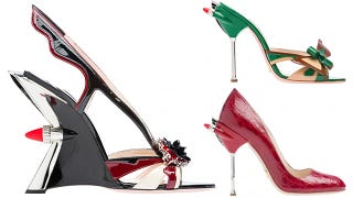 Illustration for article titled Prada's 2012 Spring Shoe Collection Inspired By Classic American Cars