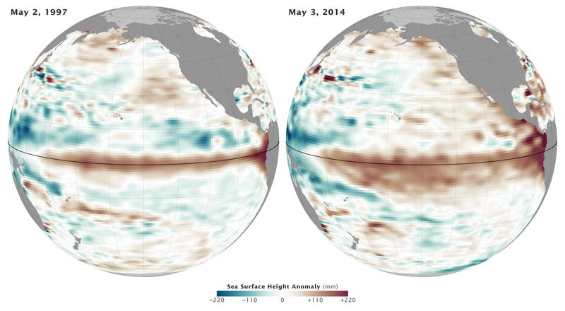 Illustration for article titled This Could Be A Horrific Year For El Niño