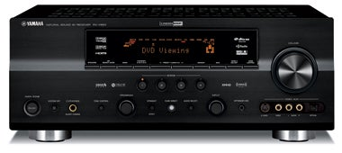 Illustration for article titled Yamaha's 63 Series Home Theater Receivers iPod- and Bluetooth-Compatible
