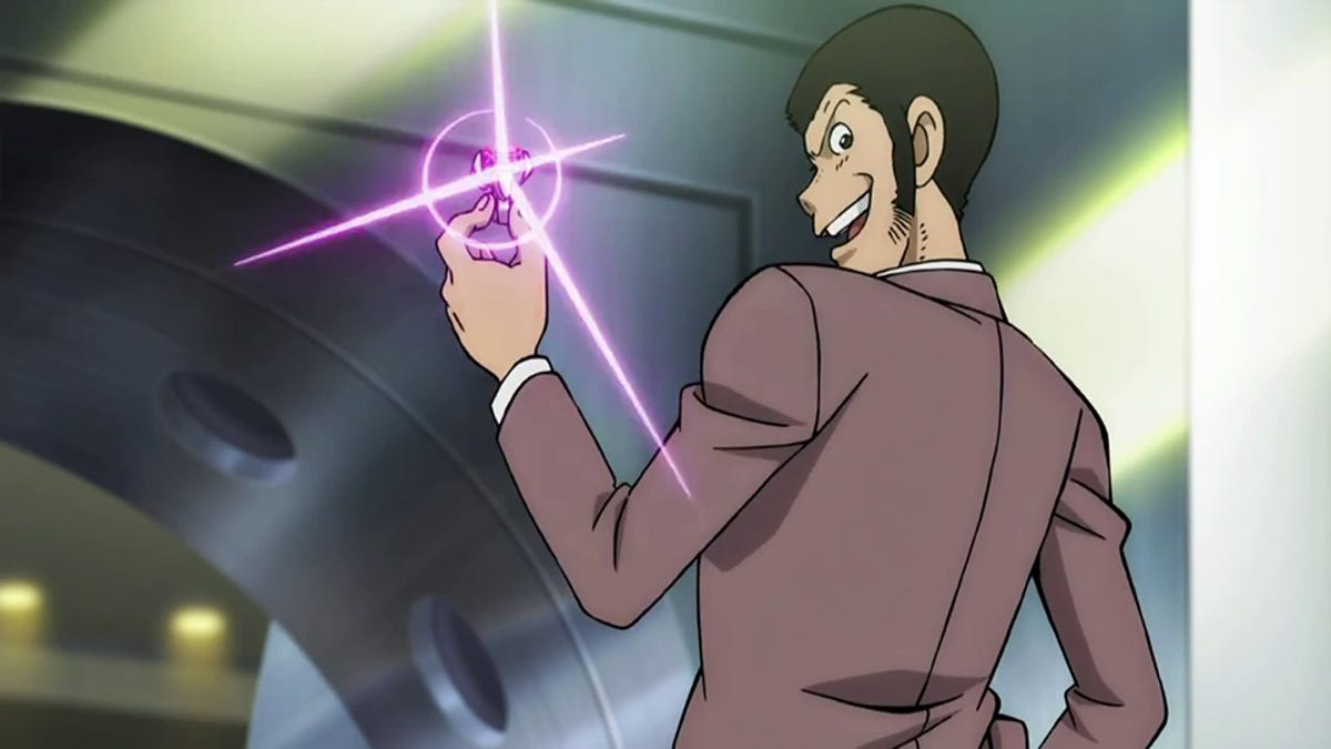 Lupin III VS Detective Conan Wastes Much of Its Crossover