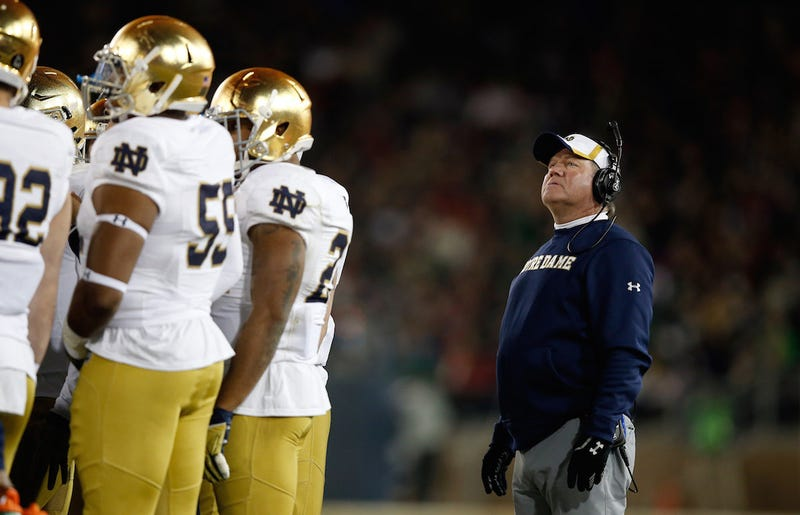 Purdue-Notre Dame add to series, will play 6 games between 2021