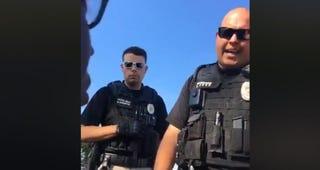 Illustration for article titled #DrivingWhileBlackWithLeavesOnTheWindshield: Kansas Man Detained for Having 'Vegetation' on Window
