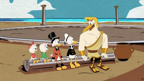 watch ducktales the missing links of moorshire