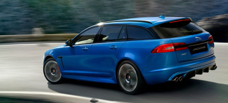 We Were All Very Sad When Jaguar Announced That It Would Be Giving Up On  Wagons To Focus More On The SUV Market. Now It Seems Jaguar Isnu0027t Out Of  The ...