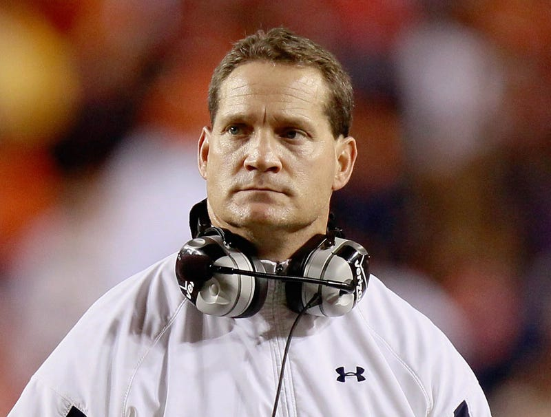 Illustration for article titled Gene Chizik Fired Just Two Years Before Auburn's National Title Stripped Away