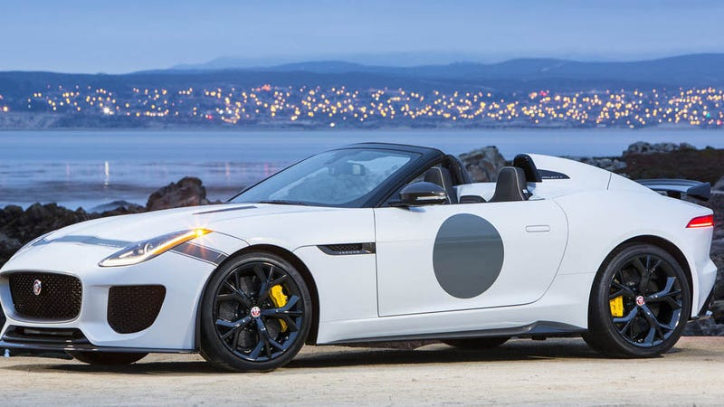 The FType Project 7 Will Be The Quickest Jaguar You Can Buy