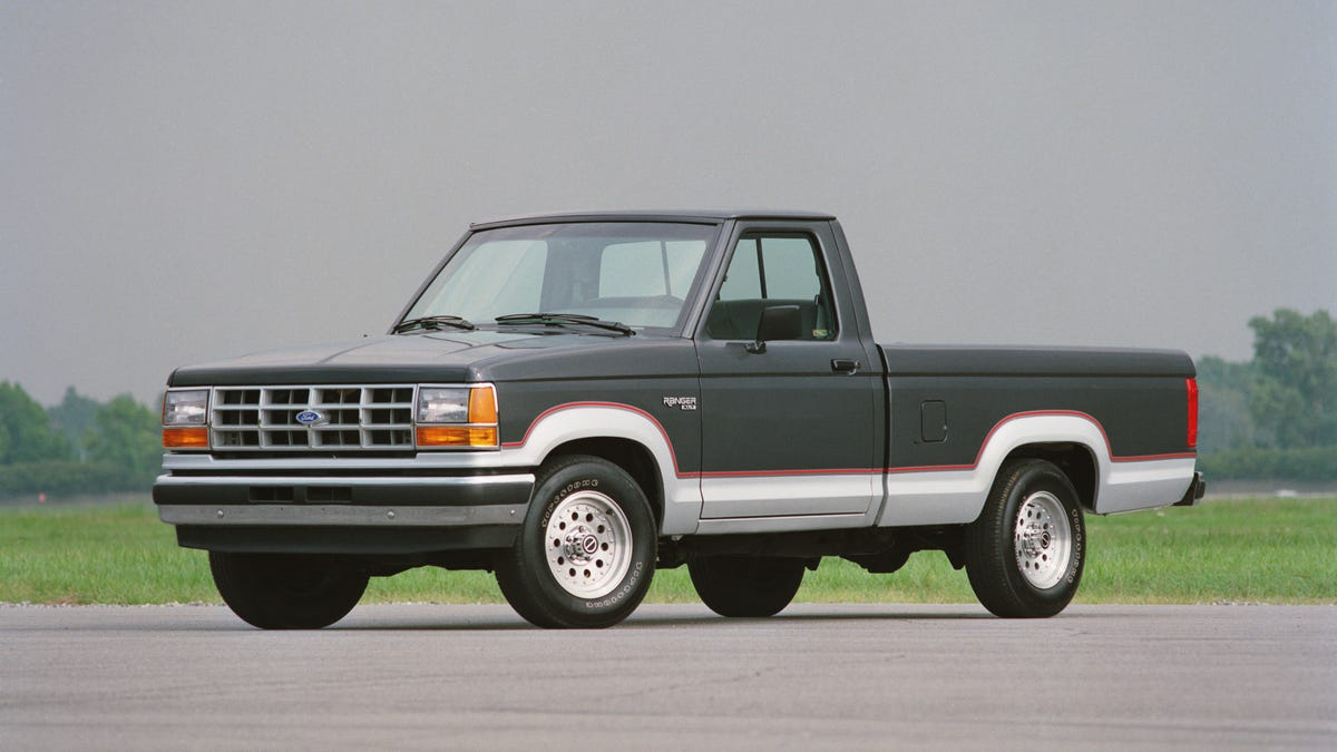 The Lovable Ford Ranger Emerged As A Hero Out Of Recession And War 1999 4 6 Engine Diagram 204 Yr