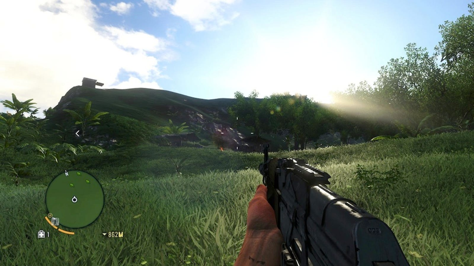 This Excellent Far Cry 3 Mod Will Make Your Second Pass A