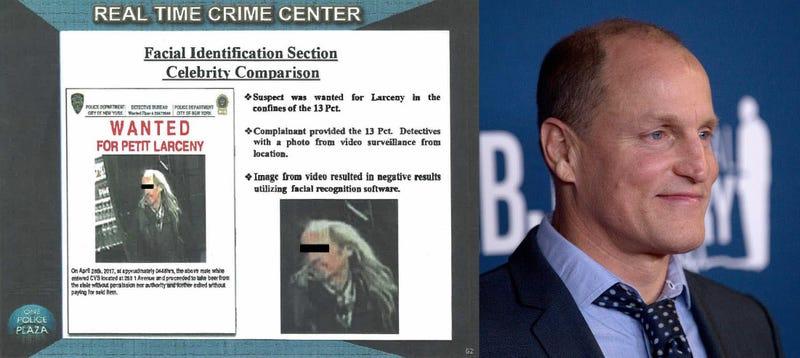 Illustration for article titled Estados Unidos está introduciendo fotos de famosos en un software de reconocimiento facial para resolver crímenes