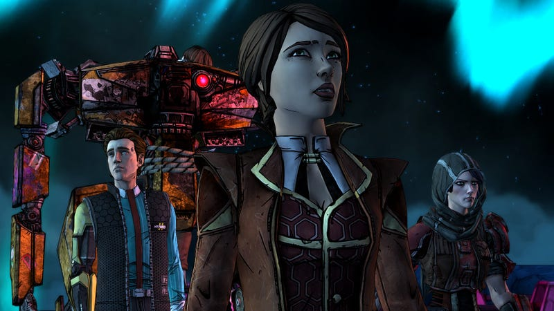 Illustration for article titled Even In Borderlands, Telltale Makes Choices Agonizing