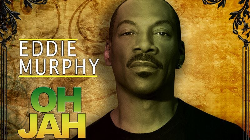 Illustration for article titled Eddie Murphy is still into reggae, isn't into Beverly Hills Cop 4