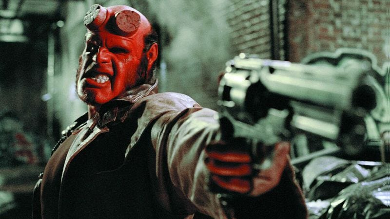 Illustration for article titled Guillermo Del Toro asks Twitter if he should make Hellboy 3