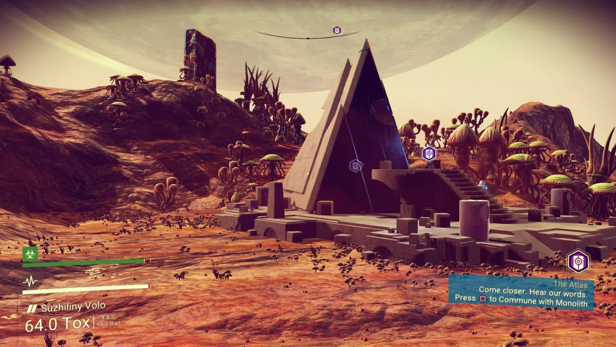 Tips For Getting Started In No Man's Sky [Update]
