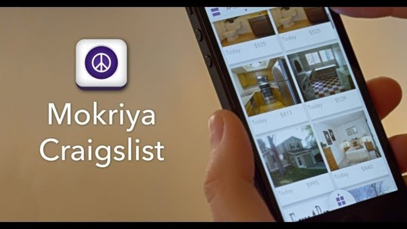 Mokriya Craigslist Is a Beautiful, Officially-Licensed Craigslist