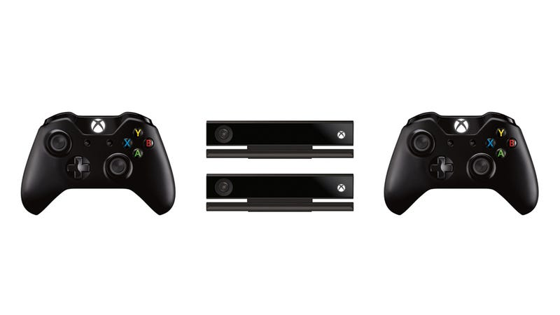 Illustration for article titled The Xbox One Requiring Kinect Is a Great Thing for Controllers