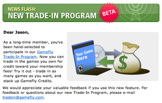 Illustration for article titled Dealzmodo: Gamefly's Trade-In Program is Actually Pretty Good