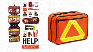 Kit de emergencia para la carretera | $24 | Woot | $5 de gastos de envío