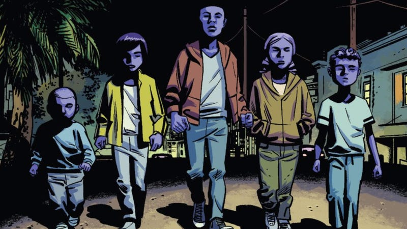 Illustration for article titled Jessica Jones' Terrifying Villain Has A Brood Of Evil Comic-Book Children